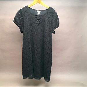 Black Dress Lace Size 18W En Focus